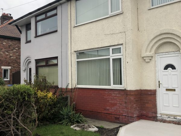 Widnes House to Rent Front face